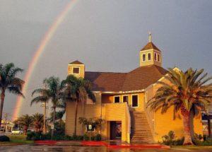 History of Tiki Island Chapel