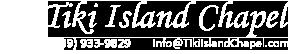 Tiki Island Chapel Logo
